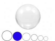 Jac Products Clear 90mm Acrylic Contact Ball